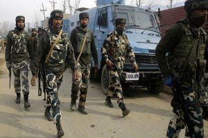 Centre deploys 10,000 troops of paramilitary forces in J-K; Mehbooba Mufti slams move