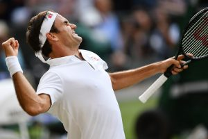 'One of the best': Federer downs Nadal to set up Djokovic Wimbledon title duel