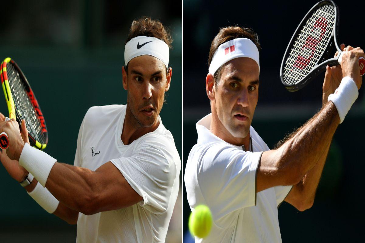 Roger Federer, Rafael Nadal, Wimbledon, Tennis, French Open, Grand Slam, Semifinal