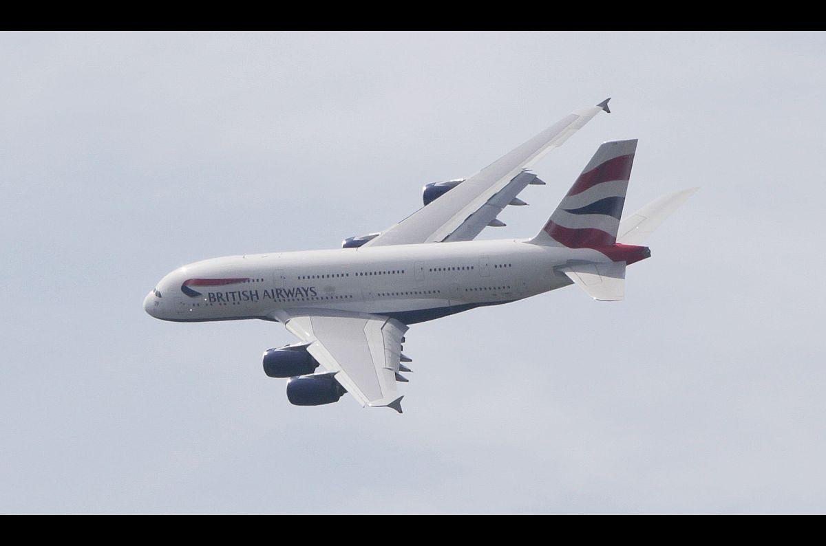 British Airways, Lufthansa, Flights, Cairo, Security