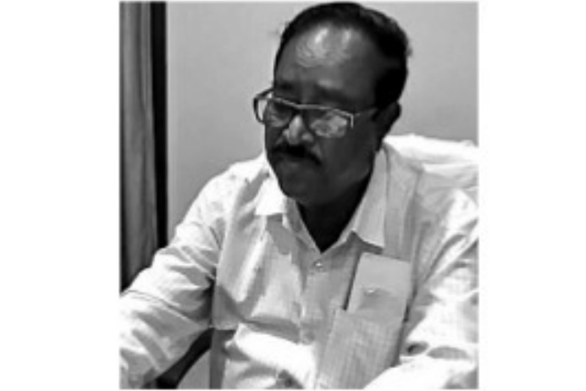 chairman, Gangarampur municipality, Tuloshi Prasad Chowdhury, Gangarampur