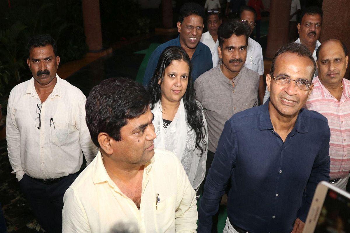 Goa, Congress, MLAs