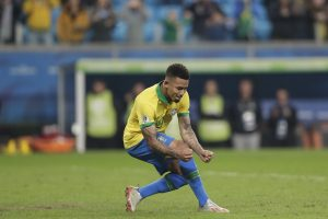 Argentina can expect tough fight from Brazil: Gabriel Jesus
