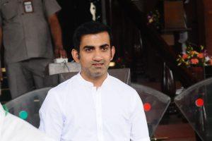 Ambati Rayudu's retirement is because of selectors: Gautam Gambhir