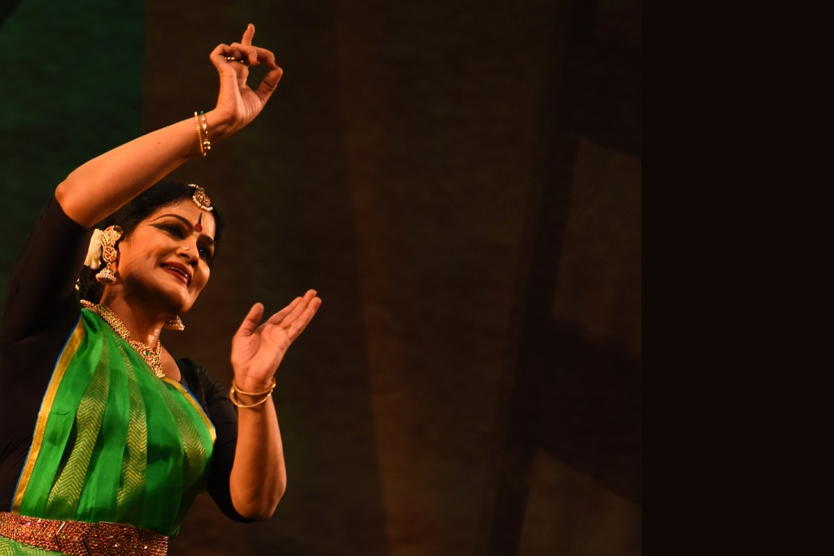 Dancer Geeta Chandran trains eyes on 'Bhakti' for Bharatanatyam