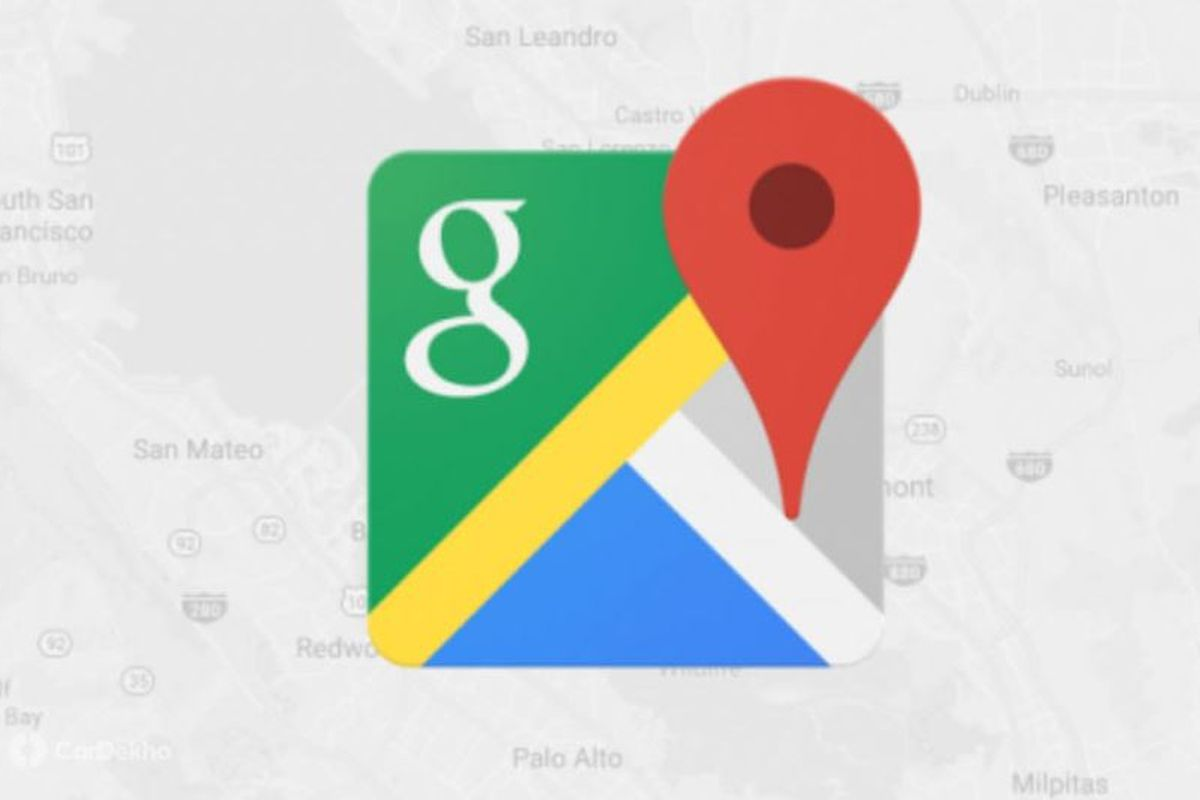 Google Maps Now Lets You Share Live Location And More Google maps, bing maps and mapquest maps. the statesman