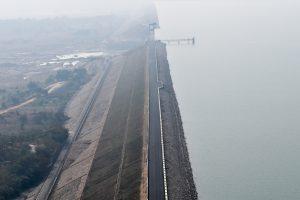 Hirakud dam water level depleting alarmingly