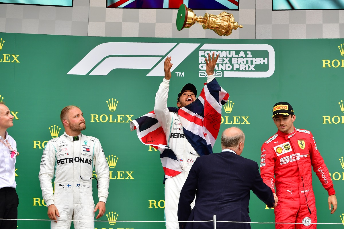 Lewis Hamilton, British Grand Prix, F1