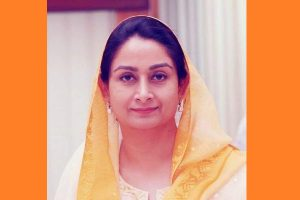 Punjab received Rs 1200 Cr investment in food processing sector: Harsimrat