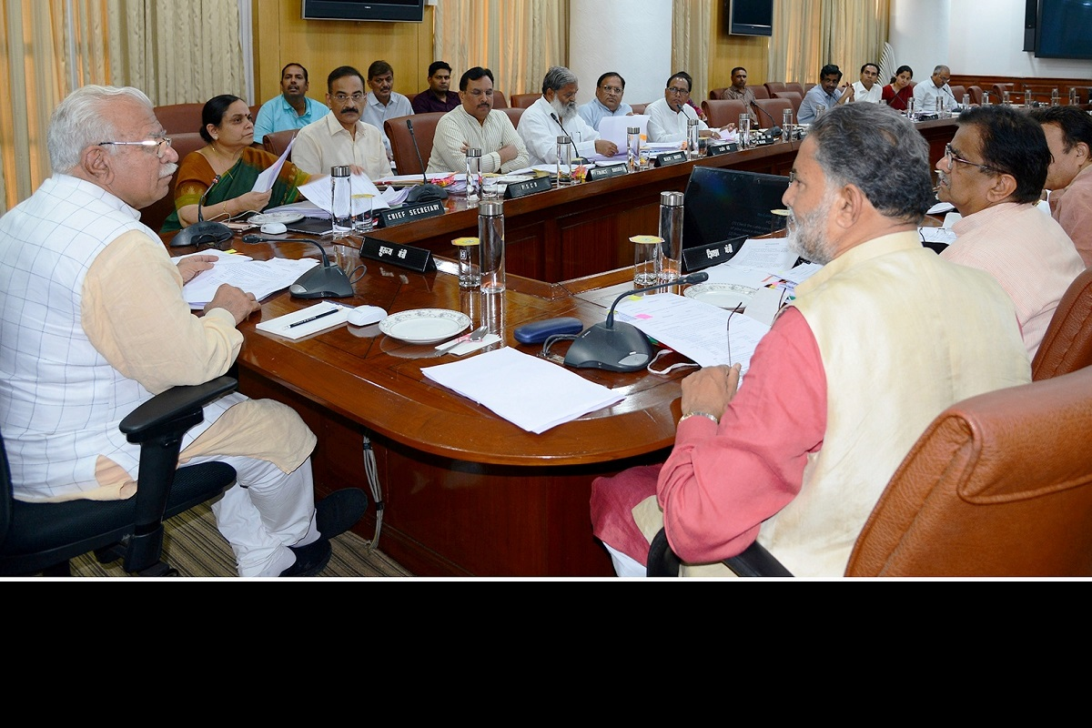 Haryana Cabinet, Chandigarh, Haryana, Manohar Lal Khattar, Union Public Service Commission, UPSC