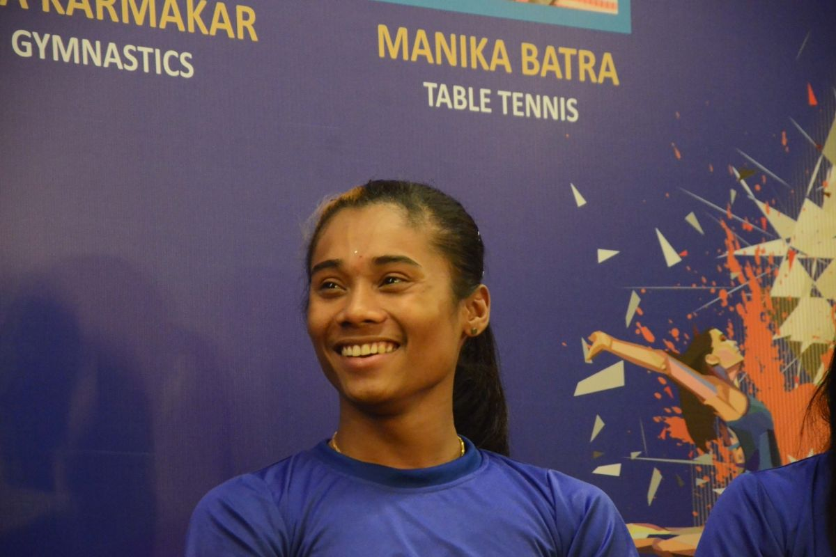 Hima Das sprints to 3rd international gold in span of two weeks