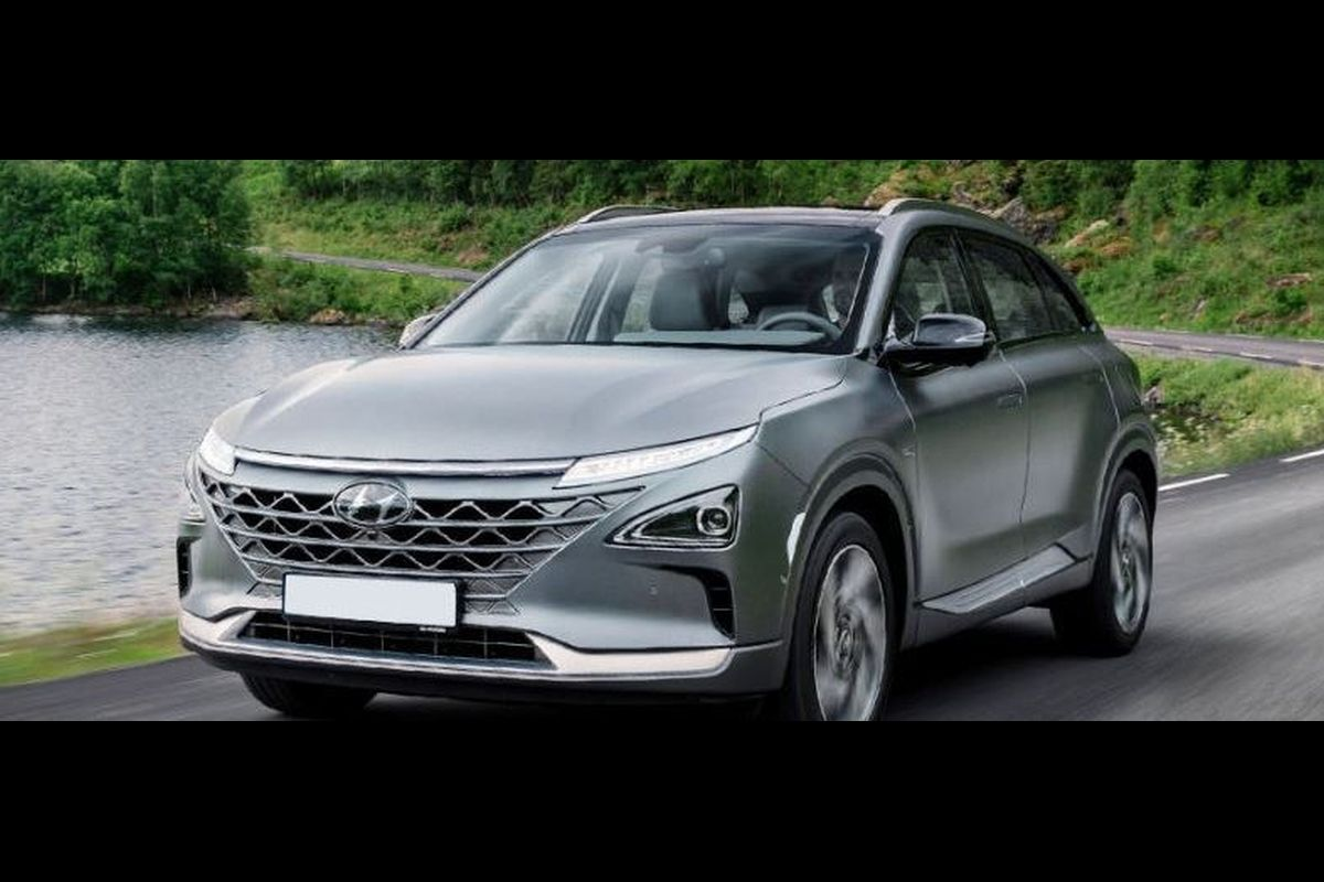 Hyundai Nexo hydrogen-powered SUV coming to India