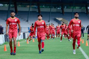 Tajikistan beat India 4-2 in Intercontinental Cup opener