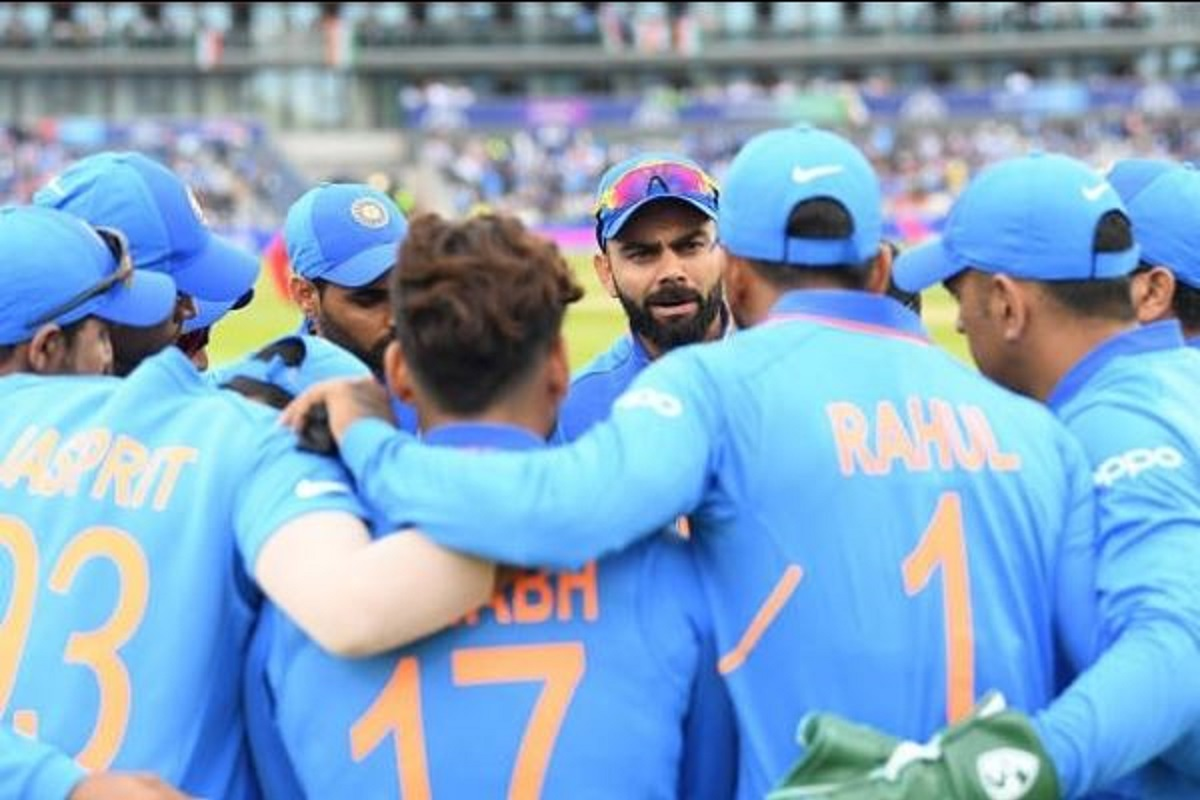 Cricket World Cup 2019, Indian Cricket Team, Bollywood Celebrities, India v/s New Zealand, Semi-Final, Old Trafford, Men in Blue