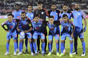 FIFA rankings: India drop down to 103