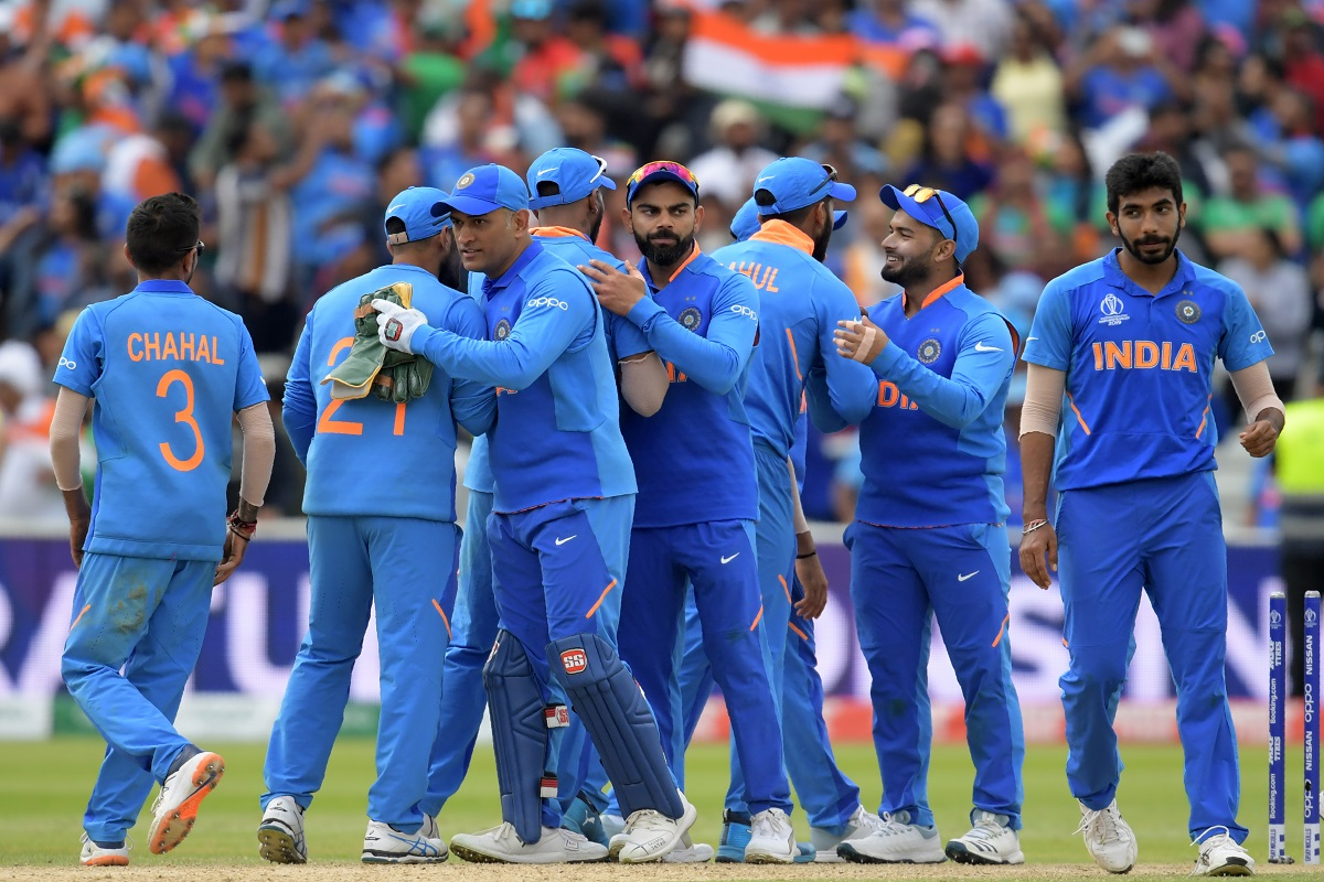 Image result for ICC World CUp 2019 India""