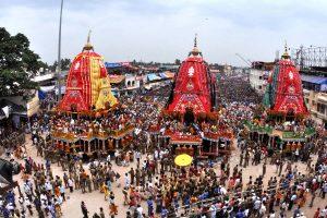 Cyclone-hit Puri back to festive mood