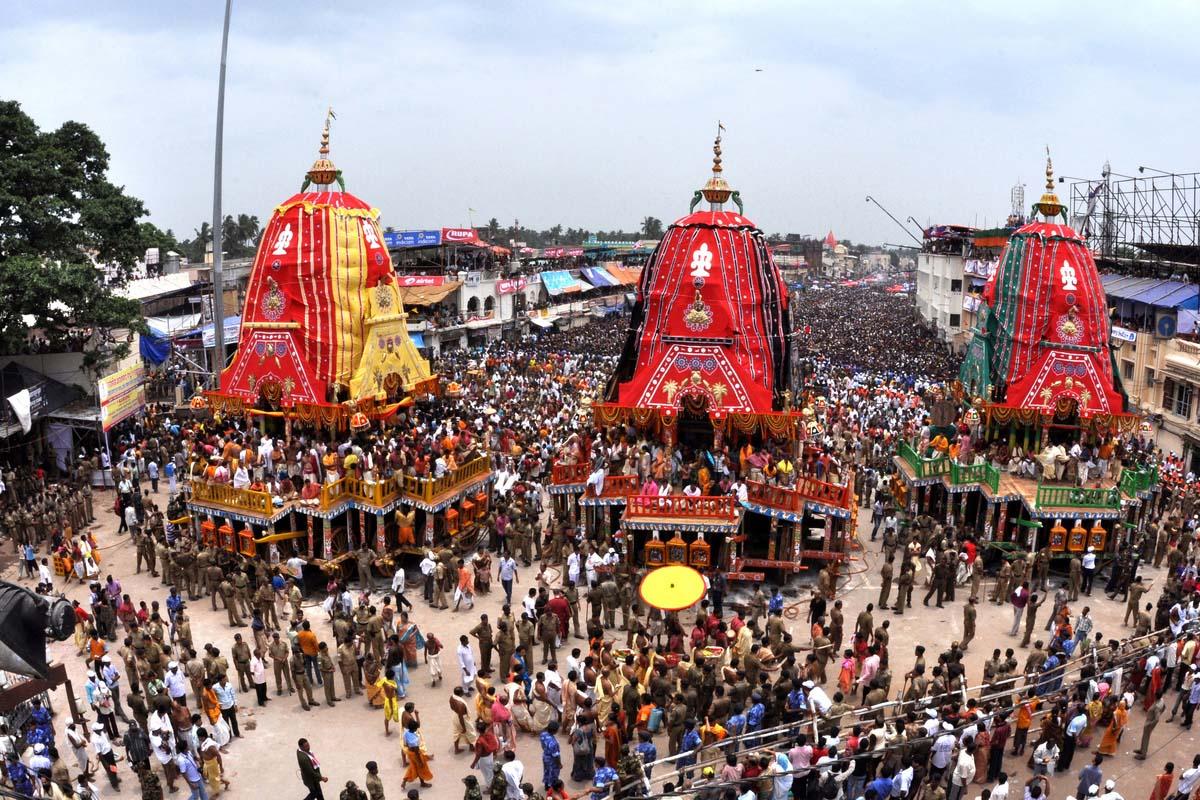Lord Balabhadra, Devi Subhadra, Lord Jagannath