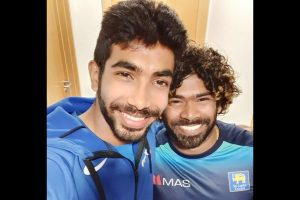 Honour to play with you and against you: Jasprit Bumrah tells Lasith Malinga