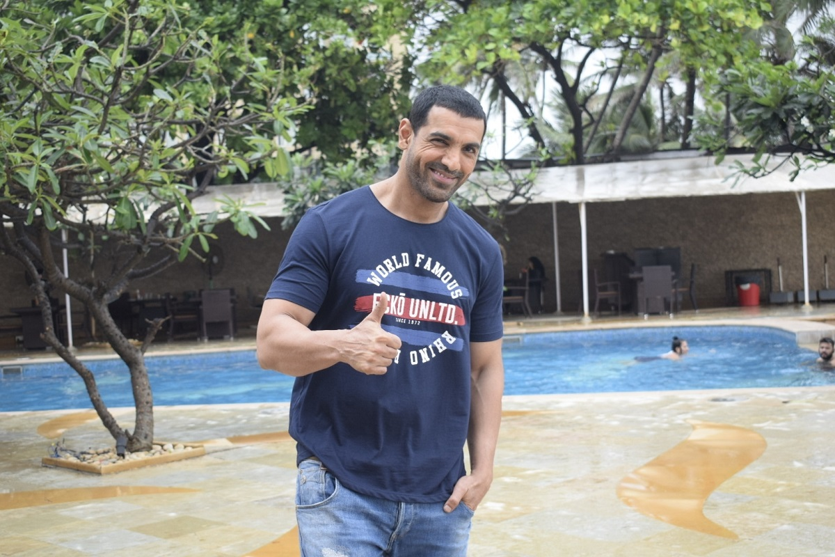 Clash with Akshay's film doesn't bother me: John Abraham