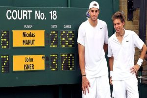 Longest matches ever to be played in history of Grand Slam