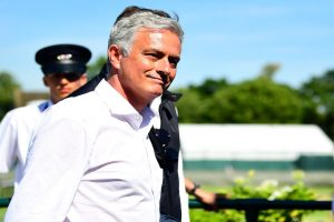 """I have the fire"", says Jose Mourinho as he aims return to management"