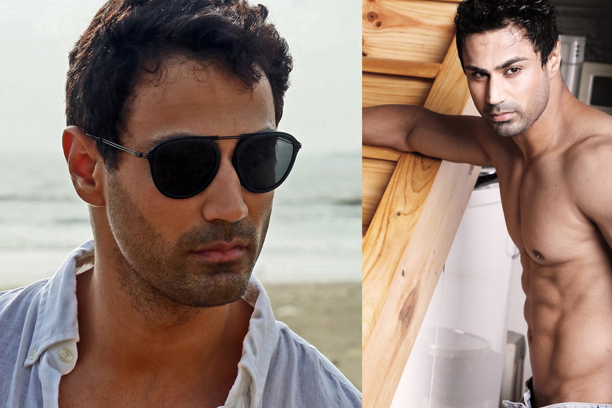 """Any one can have a body like me"", says model Karan Oberoi"