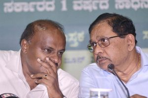 Karnataka government in deep crisis as 8 Congress, 3 JD-S MLAs resign