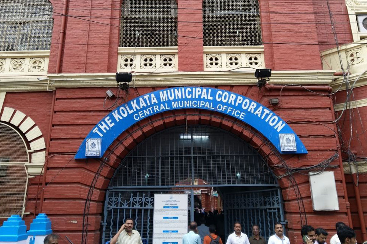 Kolkata Municipal Corporation, workers