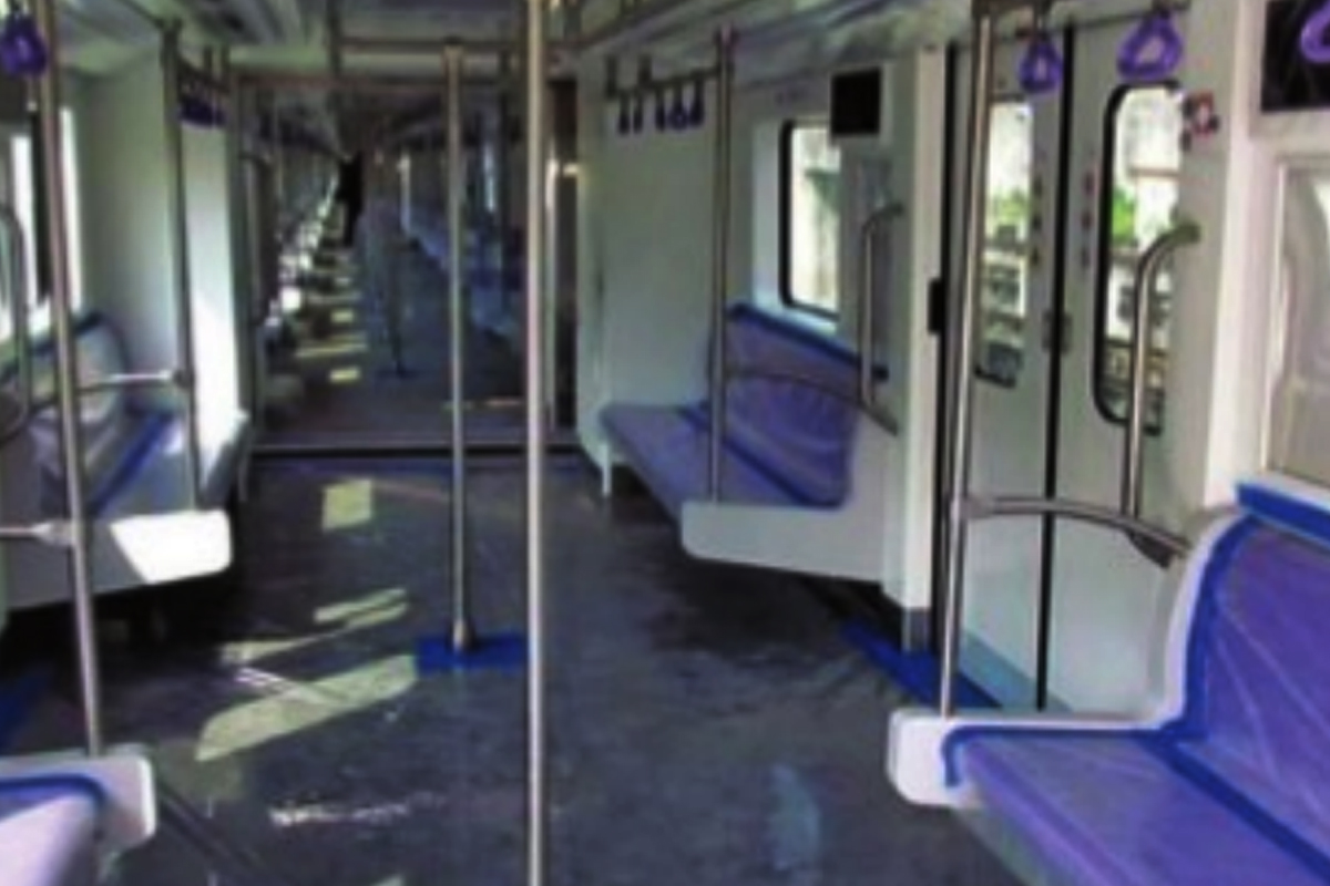 Woman stabbed in train for asking youth to get down from ladies' compartment