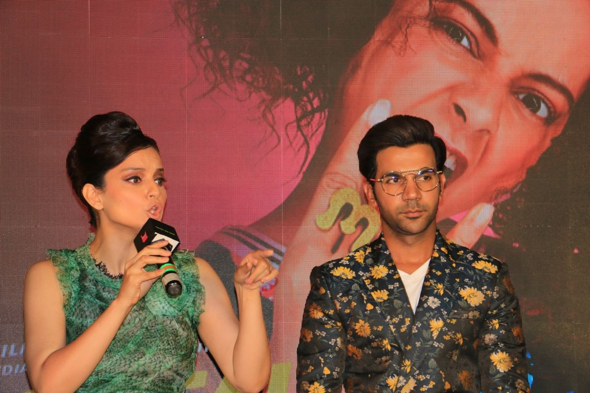 Kangana Ranaut lands into ugly fight with journalist at song launch event