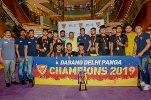 Kabaddi: Khel Ewam Sudhar Samiti crowned champions of Dabang Delhi Panga