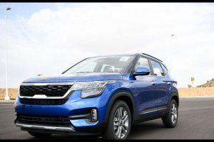 Kia Seltos starts reaching dealers ahead of launch