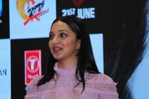 After Kabir Singh, Kiara Advani back in Delhi to shoot for next film