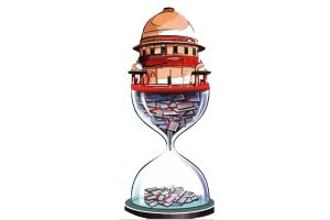Of judges and pending cases