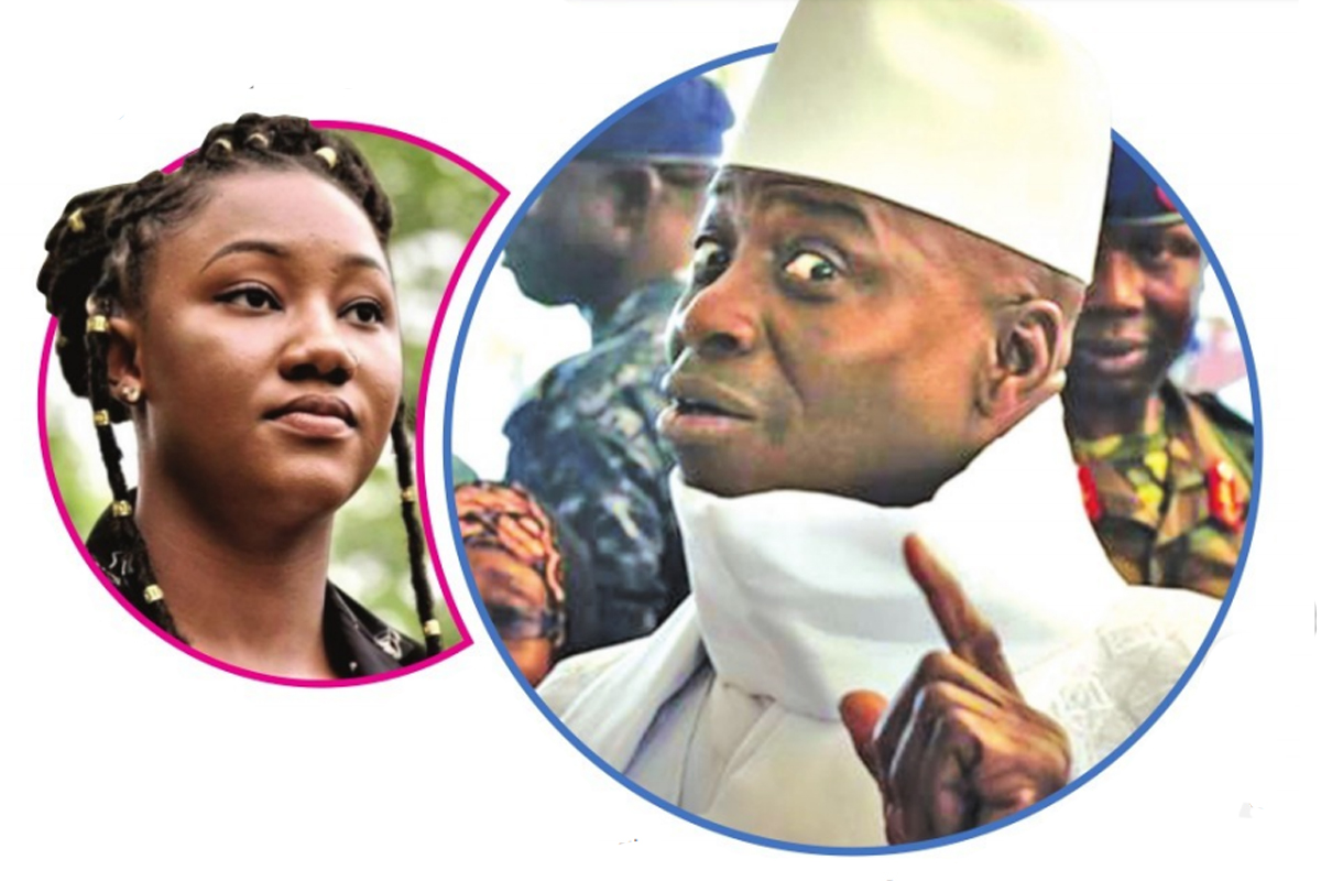 Dictator, justice, human rights, AIDS, Jammeh, Gambia