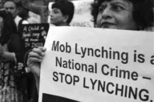 Lynching can further alienate a community