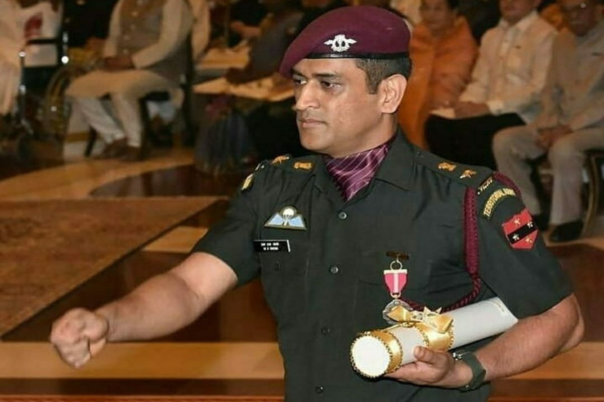 MS Dhoni, Territorial Army battallion, World Cup, New Zealand, India,