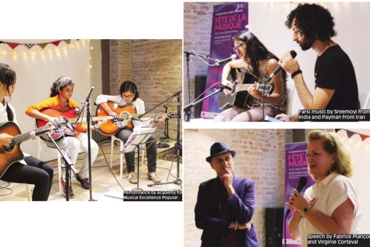 Féte De La Music, World Music Day, Kolkata