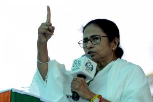Dangerous signal, says Mamata on industrialists 'leaving' country