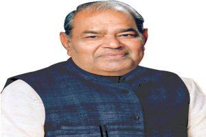 Former Delhi BJP chief Mange Ram Garg dies aged 82