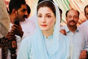 Ex-PM Nawaz Sharif's daughter Maryam demands Imran Khan's resignation