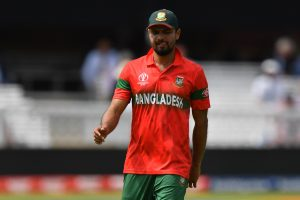 Sorry we couldn't lend a helping hand to Shakib: Mashrafe Mortaza