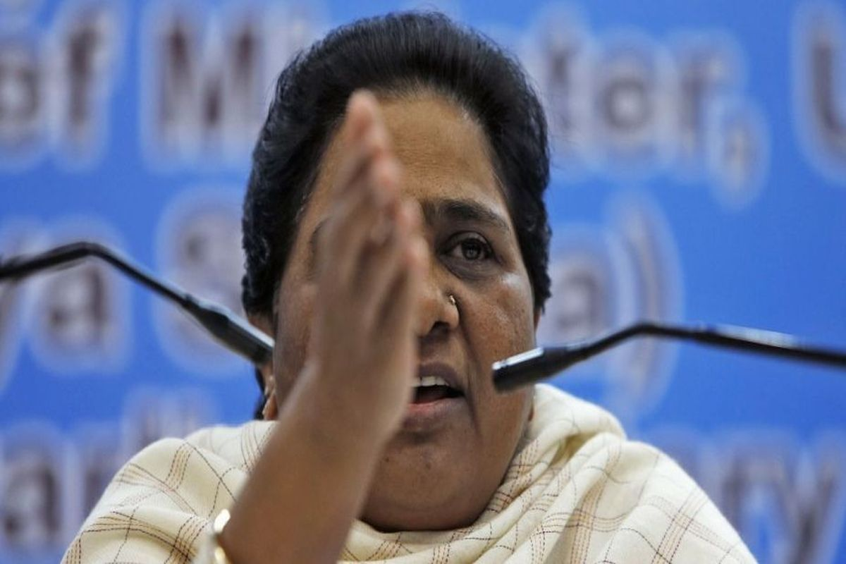 Mayawati, Income-Tax Department, Benami, BJP, BSP, Mayawati's brother