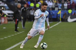 Argentine star Lionel Messi banned, fined after Copa America red card incident