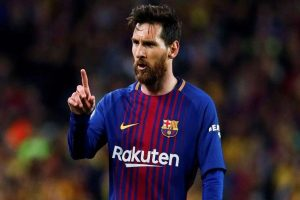 Lionel Messi does not want Barcelona to sign Junior Firpo: Reports