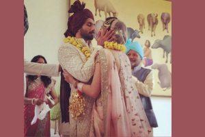 Mira, Shahid Kapoor celebrate 'happy 4'