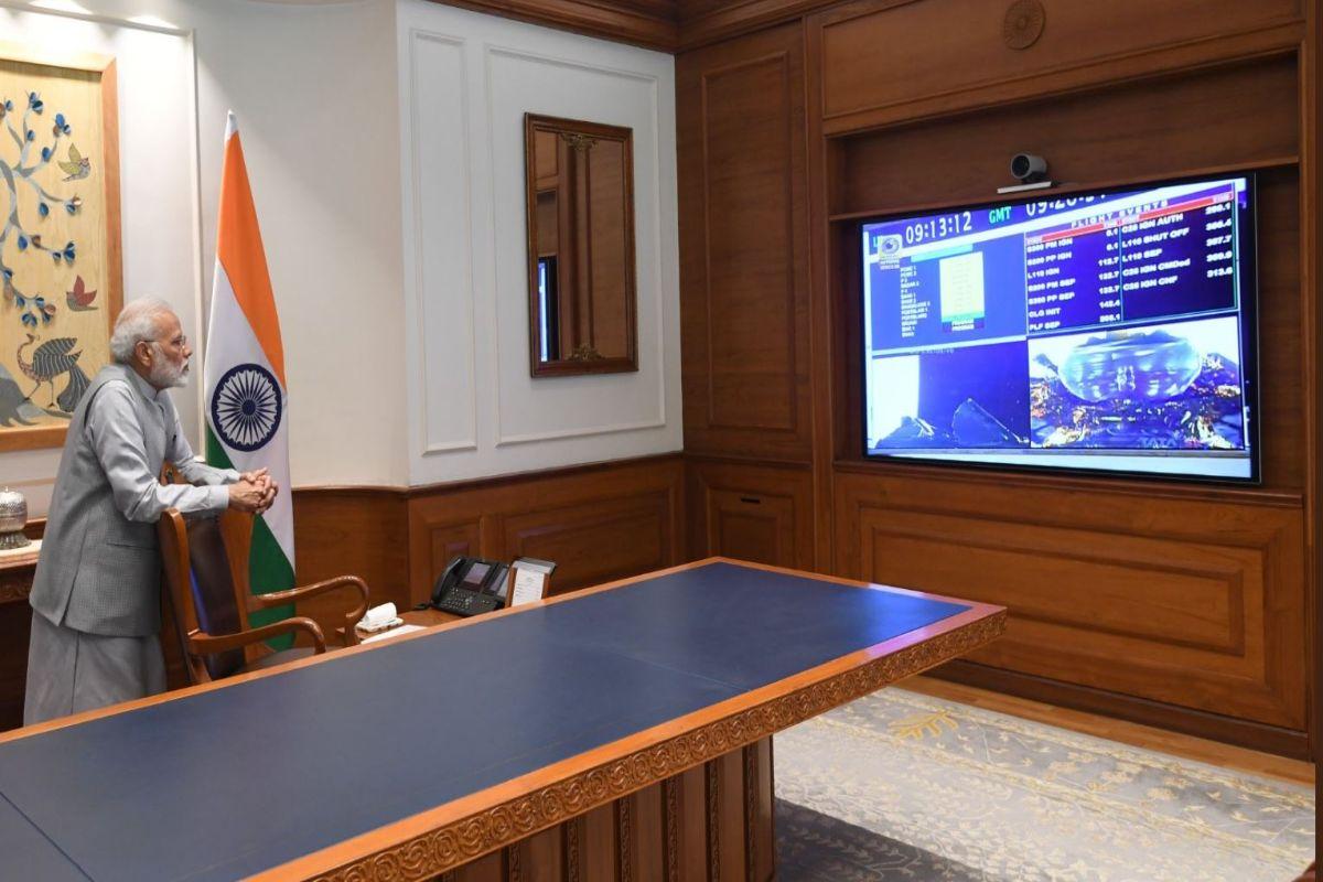 Chandrayaan-2, ISRO, GSLV Mk-III, President Ram Nath Kovind, Narendra Modi, Moon mission