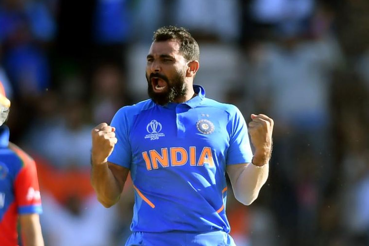 Mohammed Shami, World Cup hat-trick,