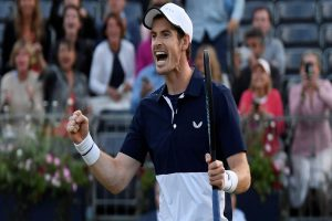 Andy Murray 'quite close' to singles return